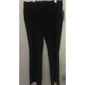 NWT MERONA BOOTCUT FIT WORK BLACK PANTS BEAUTIFUL